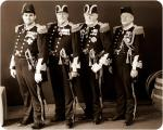 Naval Dress Uniforms